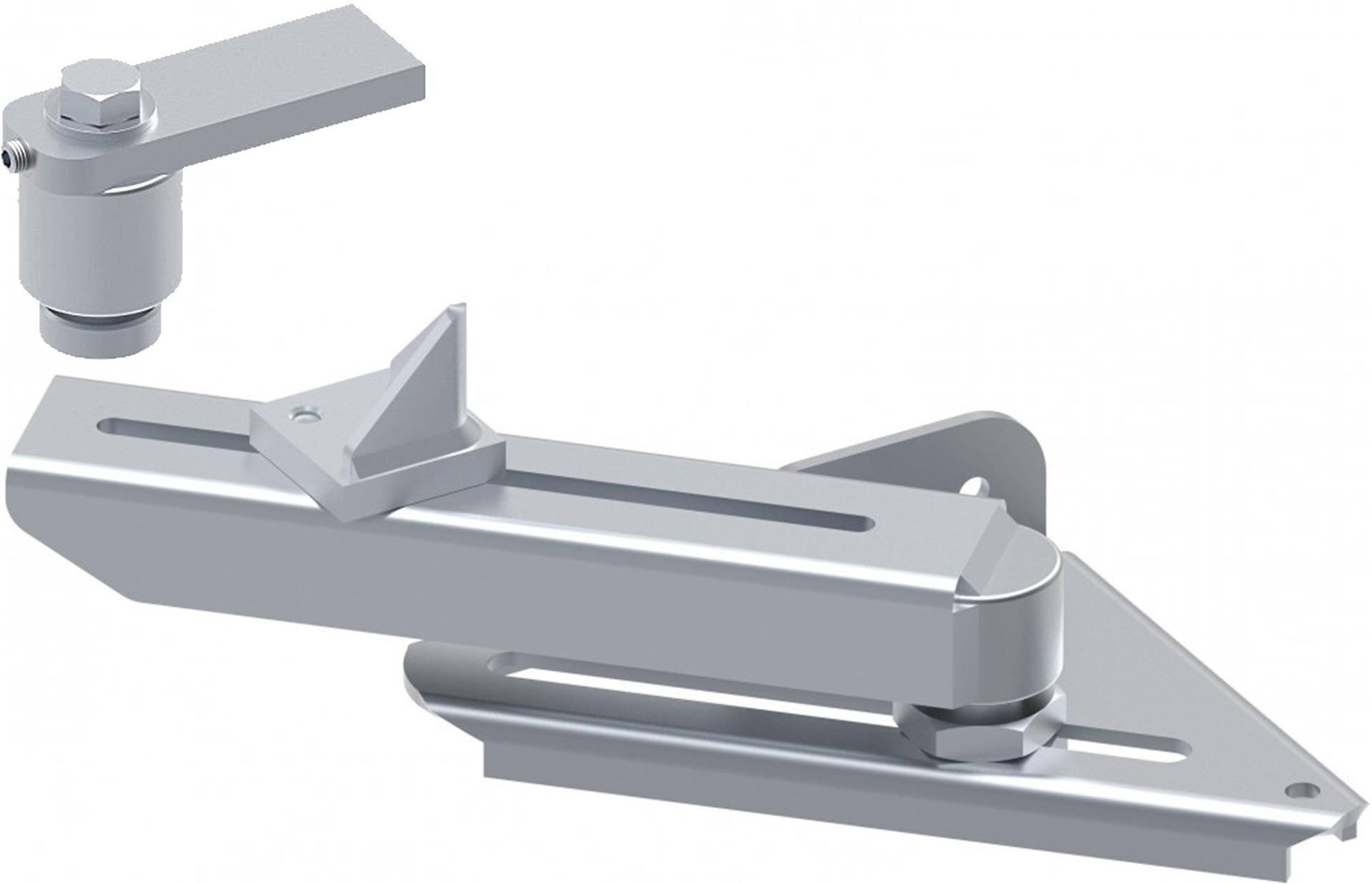 Γκαραζόπορτες, μηχανισμός για ανοιγόμενες ανυψούμενες